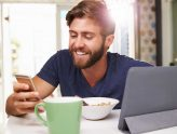 recherche vocale avec smartphone