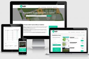 Oubatir - Creation Site Internet